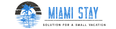 Miami Stay – Solution for a Small Vacation